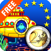 Euro € (LITE): Coin Math for kids