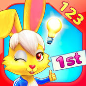 Wonder Bunny Math Race 1st Grade